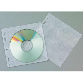 Q-CONNECT KOVERAT ZA CD PVC KF02208 40 komada