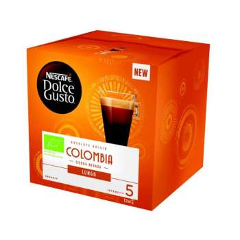 NESCAFE DOLCE GUSTO Colombia Lungo 84g