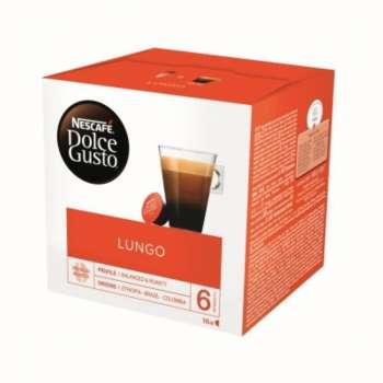 NESCAFE DOLCE GUSTO Lungo 104g