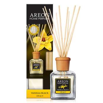 AREON HOME STICK LUX - Vanilla black 150ml