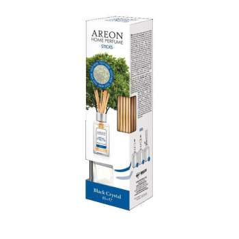AREON HOME STICK – Black Crystal 85ml