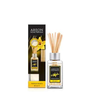 AREON HOME STICK LUX - Vanilla black 85ml