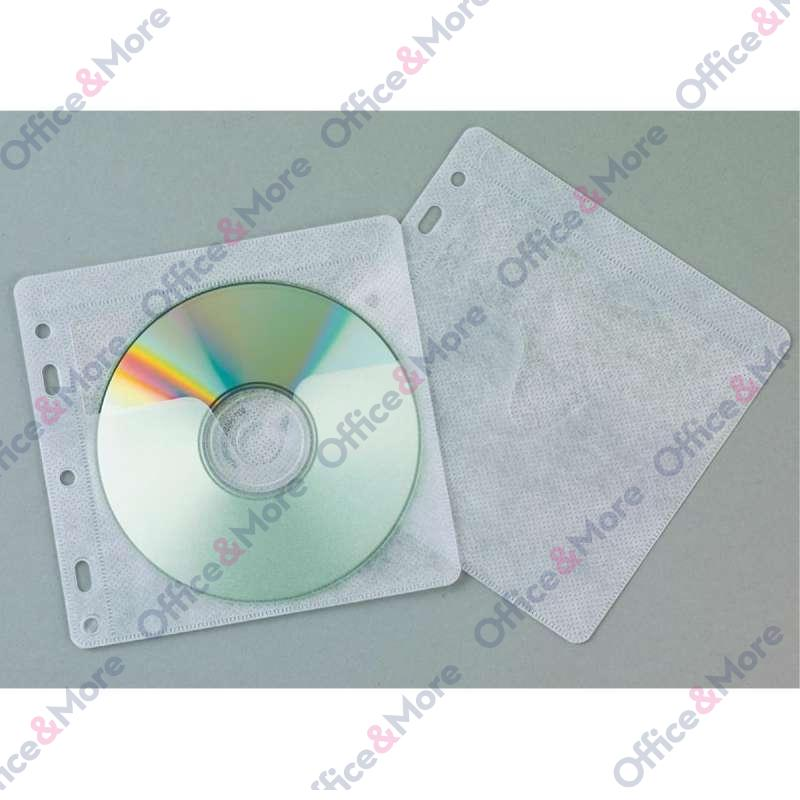 Q-CONNECT KOVERAT ZA CD PVC KF02208 40 komada