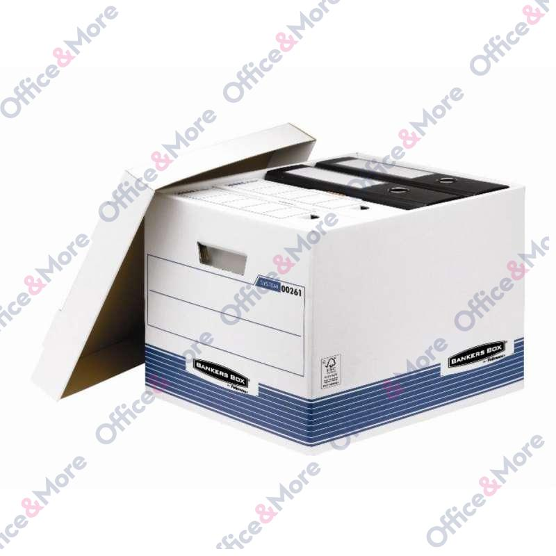 FELLOWES BANKERS BOX STANDARD - 0026101