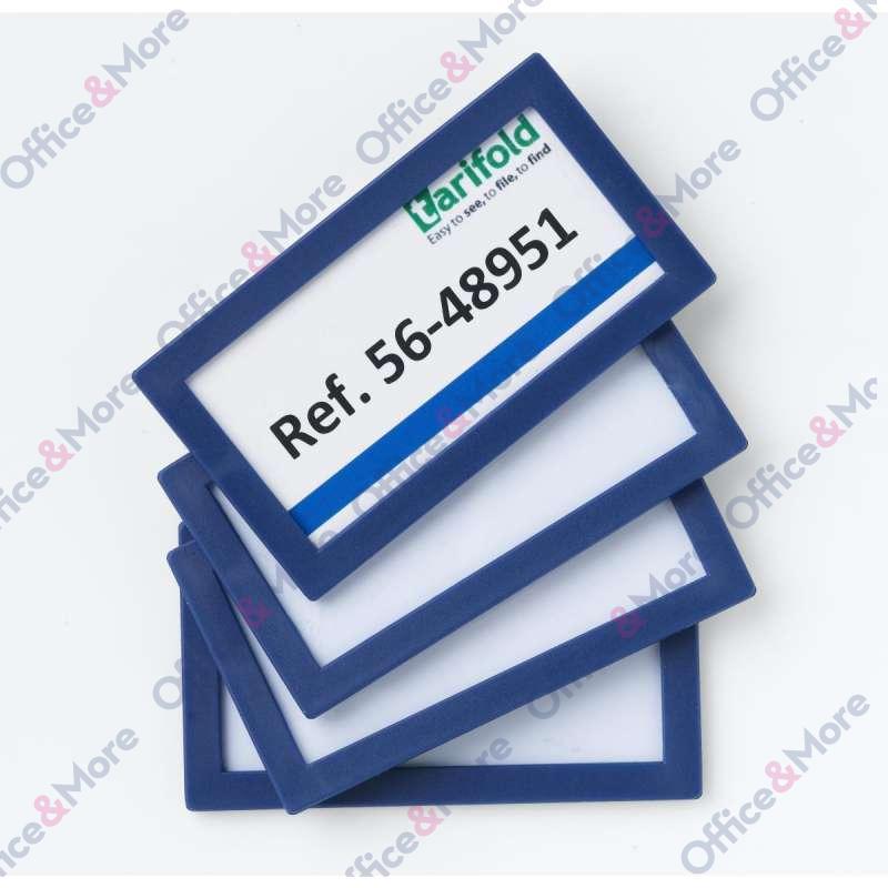 TF PLASTIČNI RAM MAGNETNA MONTAŽA 80X45MM PAK4