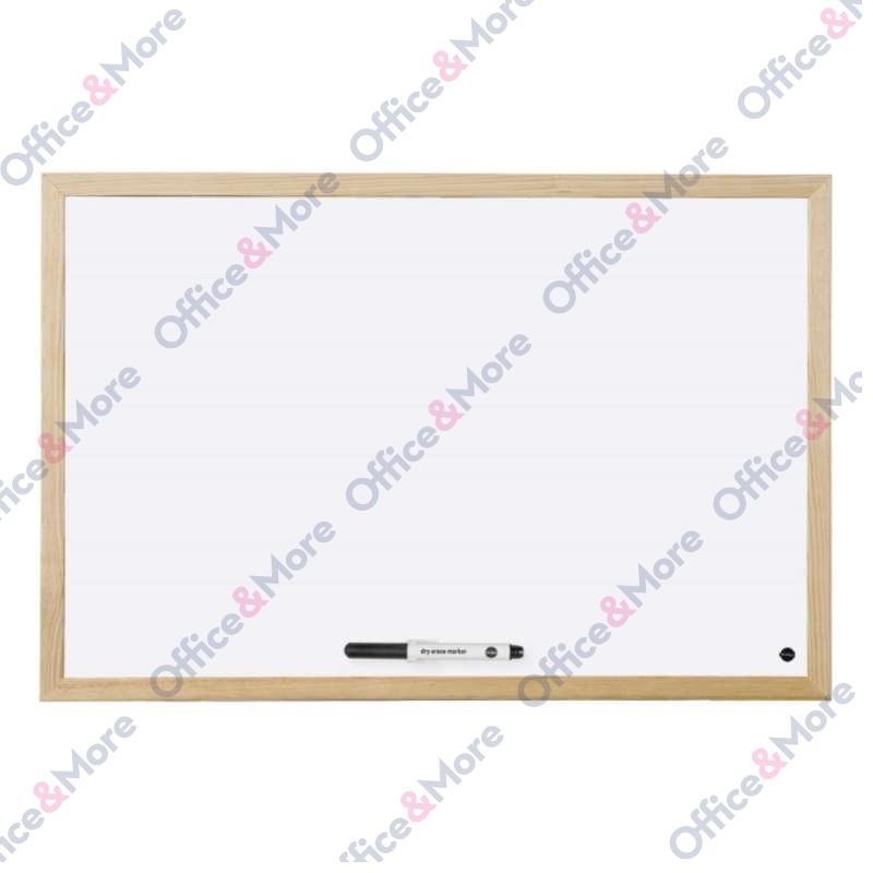 Bi-O MAGNETNA TABLA 40X60 DRVENI RAM
