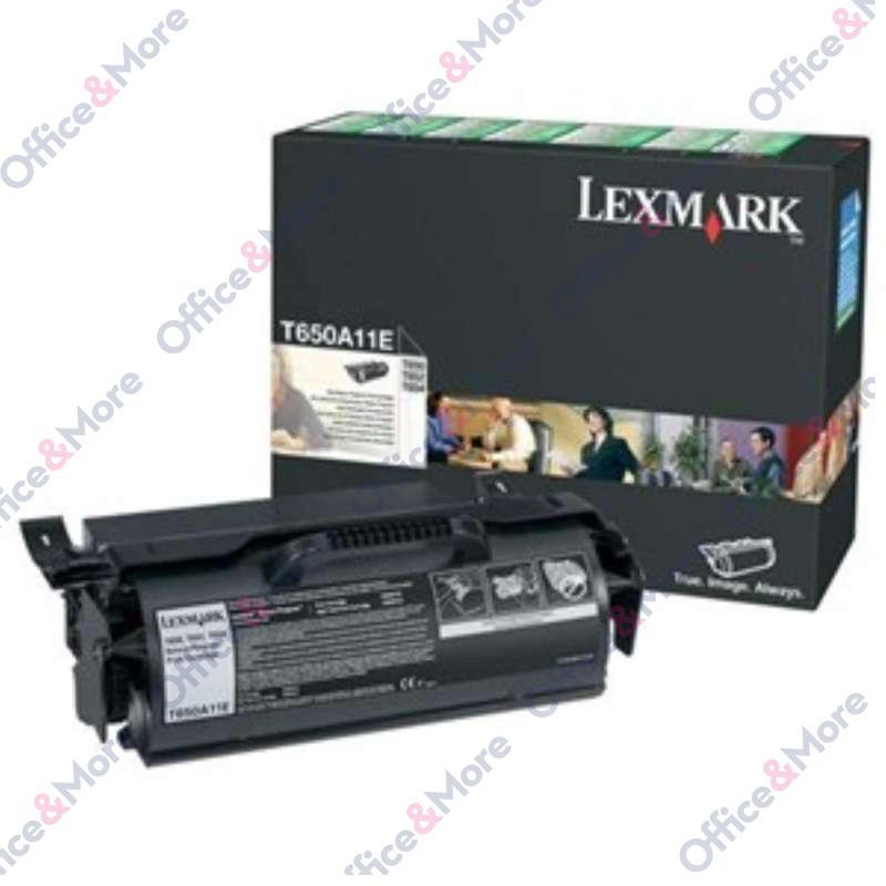 LEXMARK TONER T650A11E