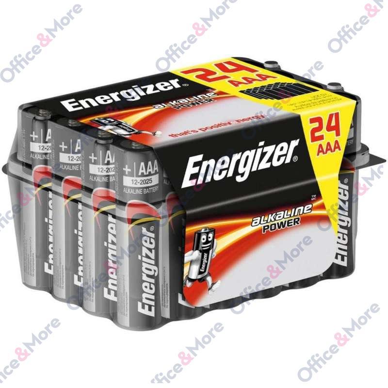 ENERGIZER BATERIJA ALK. LR3G-AAA-1,5V,blis.pak24