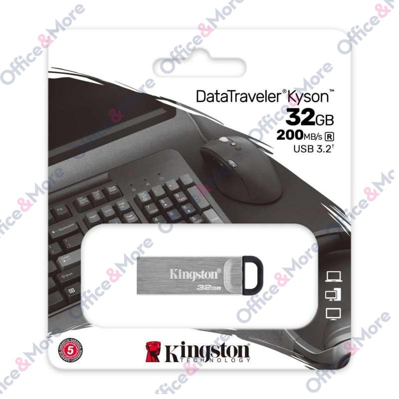 KINGSTON USB FLASH MEM. 32GB DTKN