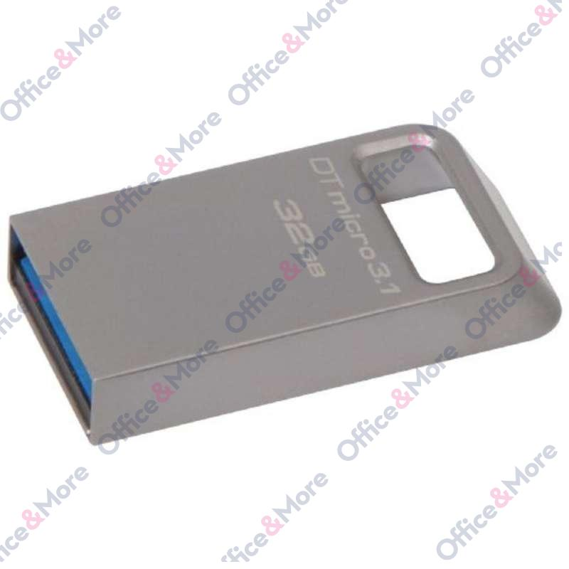 KINGSTON USB FLASH MEM. 32GB DTMC3