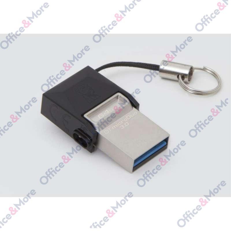KINGSTON USB FLASH MEM. 32GB DTDUO3