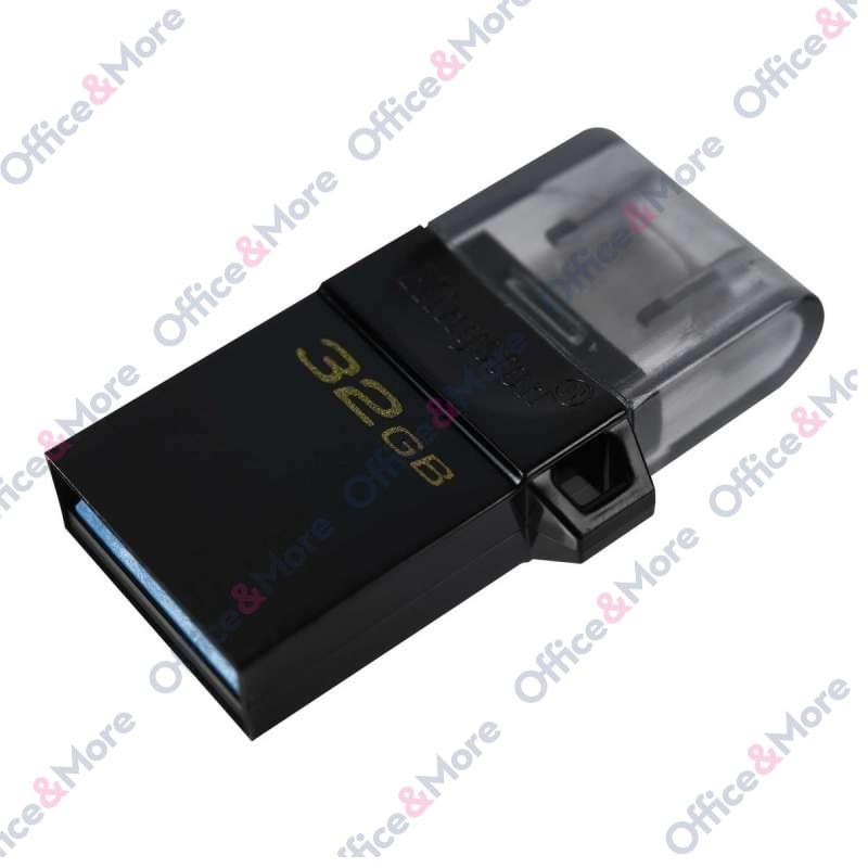 KINGSTON USB FLASH MEM. 32GB DTDUO3G2