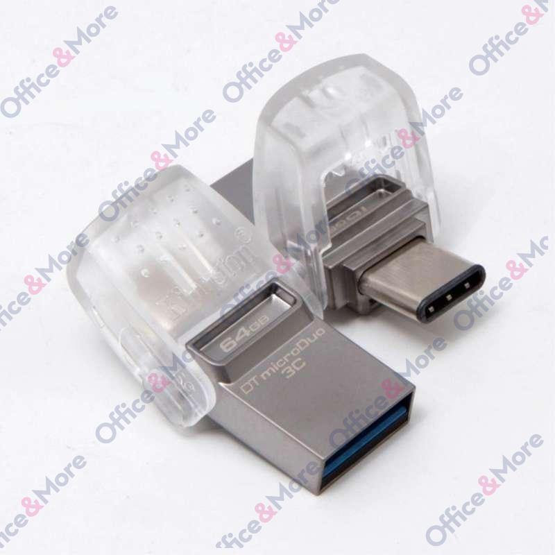 KINGSTON USB FLASH MEM. 64GB DTDUO3C