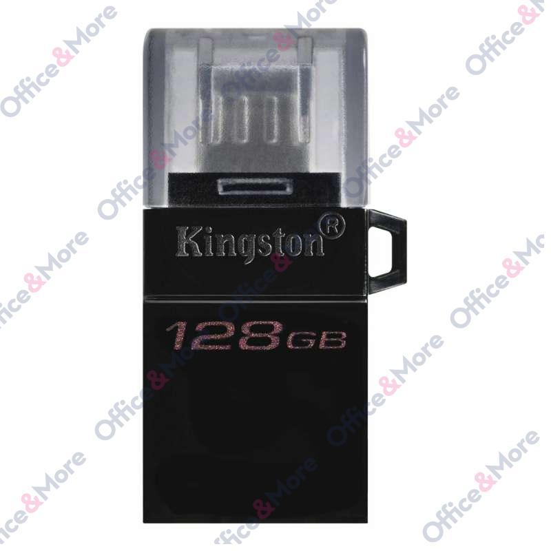KINGSTON USB FLASH MEM. 128GB DTDUO3G2