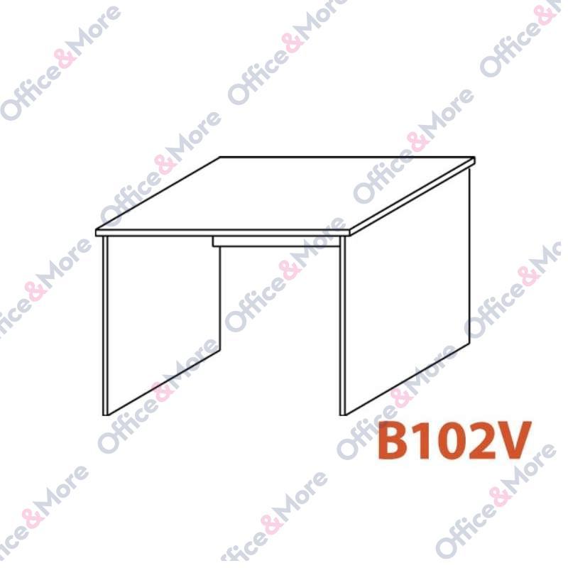 OMF STO B102V 100/70/74 SIVA
