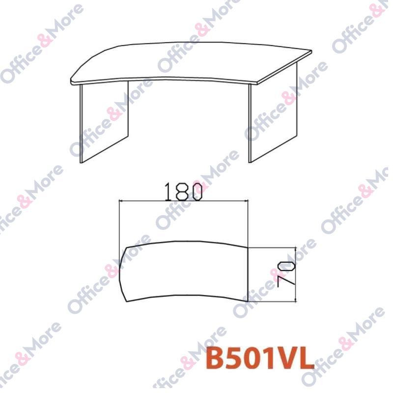 OMF STO B501VL SIVA 180/70/74