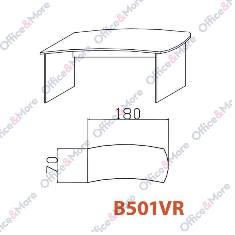 OMF STO B501VR BUKVA 180/70/74