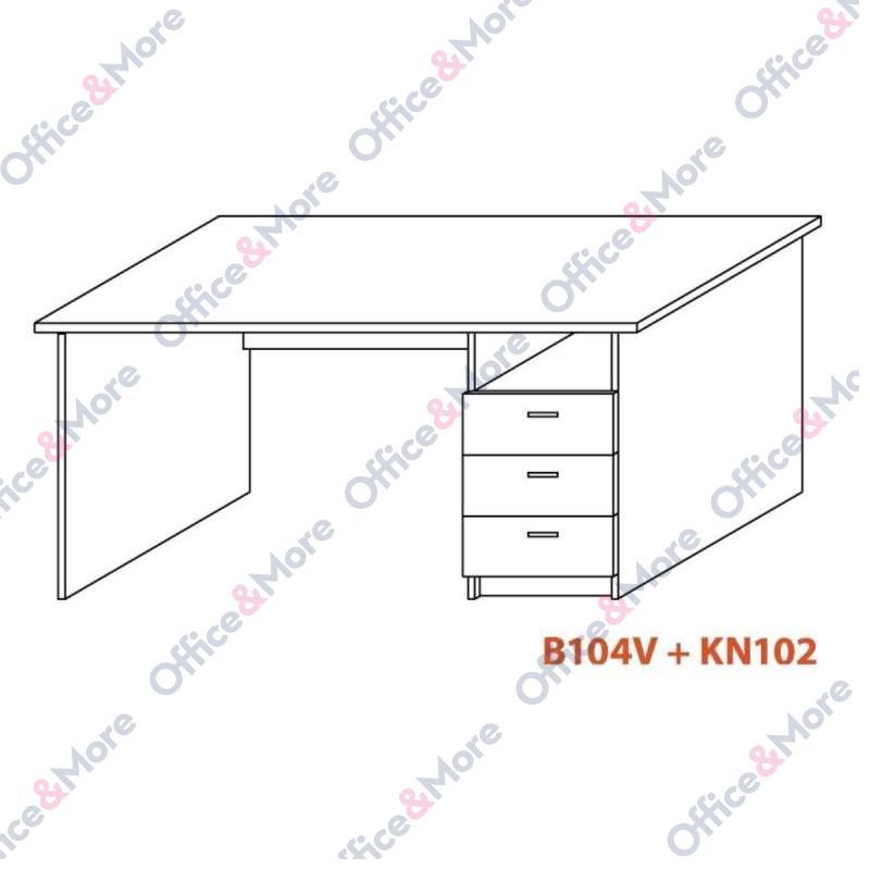 OMF STO B104V+KN102 SIVA
