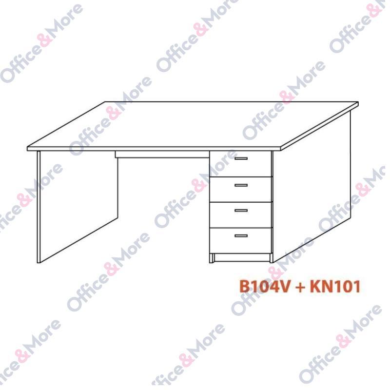 OMF STO B104V+KN101 SIVA