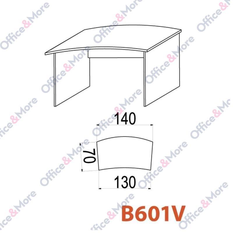 OMF STO B601V 140/70/74 SIVA