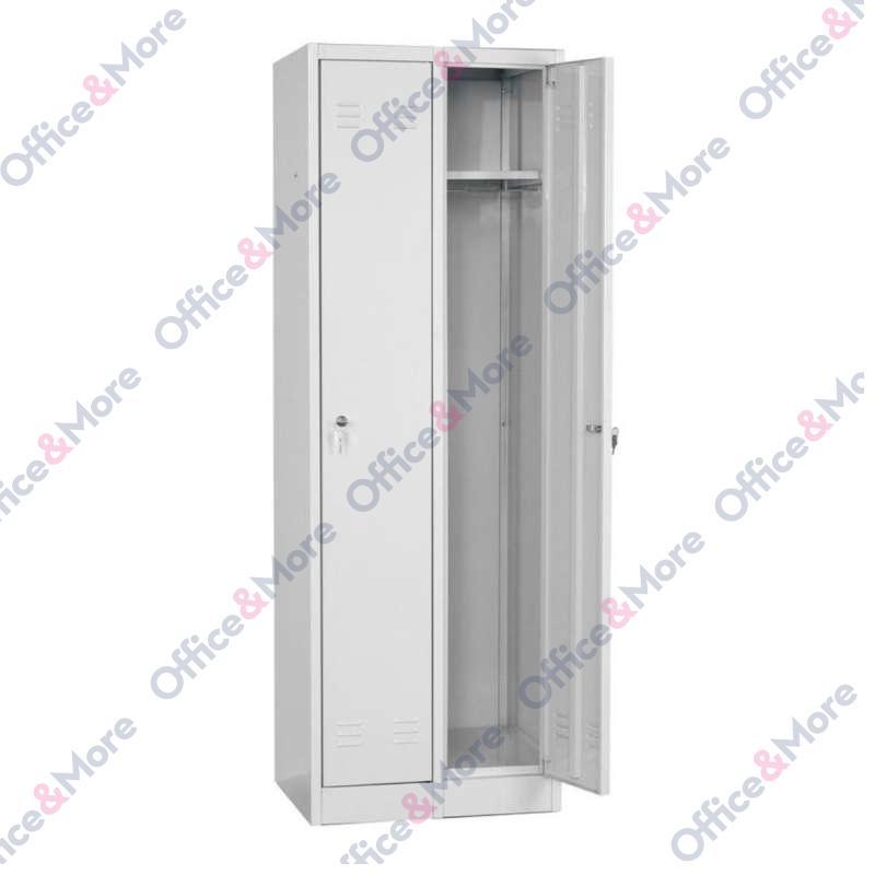 MET.ORMAR GARDE.DVOKRILNI CLASSIC 60x50x180