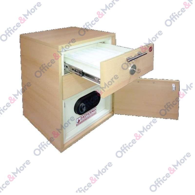 PULTNA KASA SEF TSV 700/3 600x450x450mm (VxŠxD)
