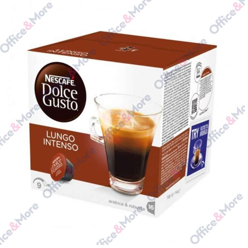 NESCAFE DOLCE GUSTO Lungo Intenso 144g