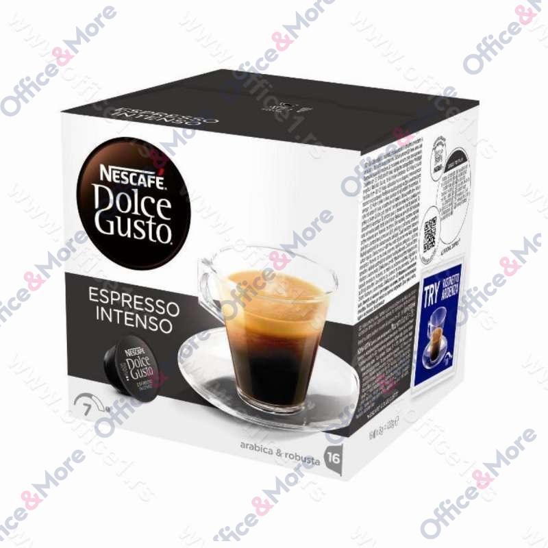 NESCAFE DOLCE GUSTO Espresso Intenso 112g