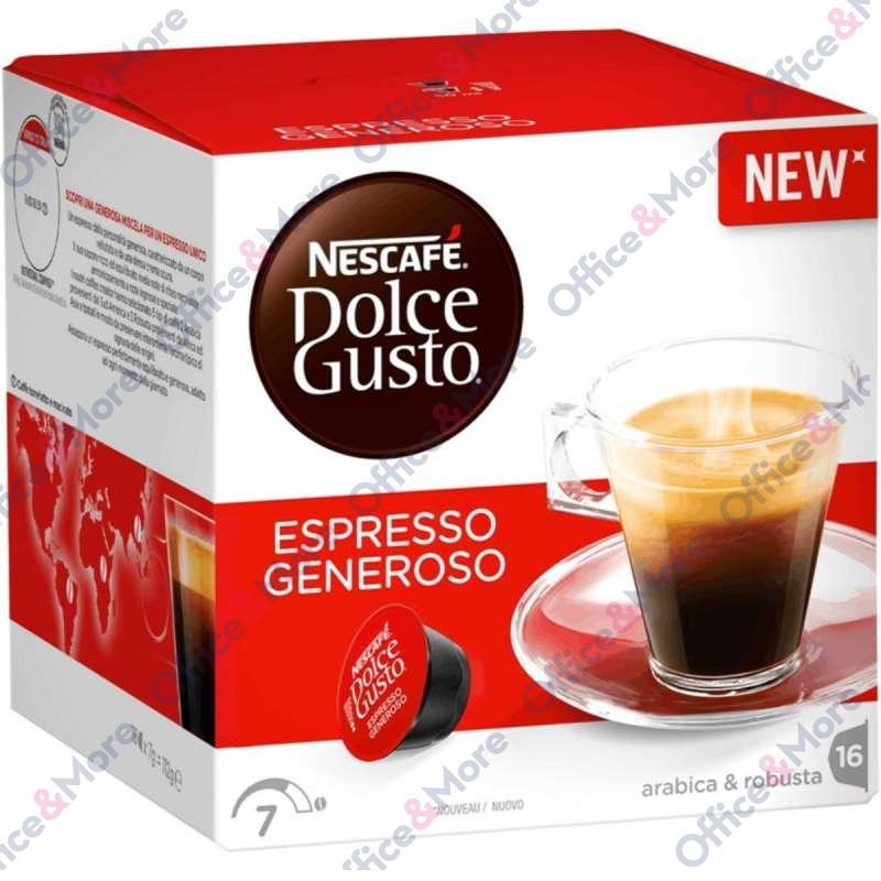 NESCAFE DOLCE GUSTO Espresso Generoso 112g