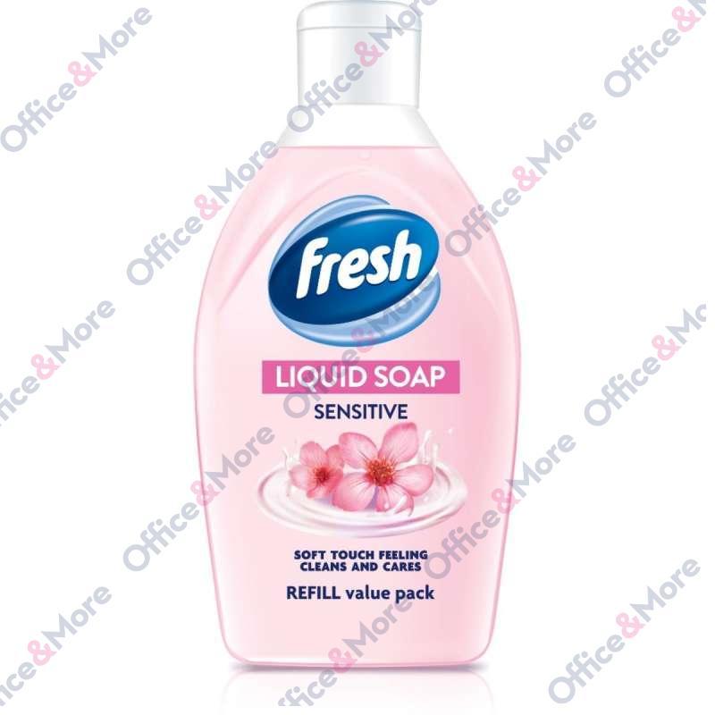 FRESH tečni sapun 1000 ml Sensitive-209082
