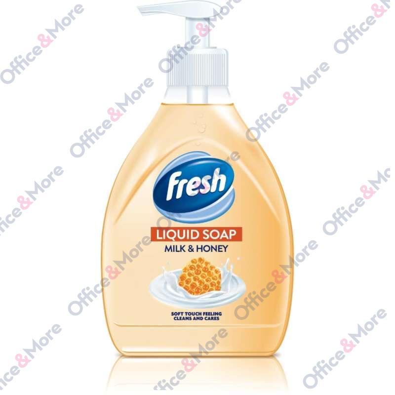 FRESH tečni sapun 500 ml Med & mleko-209033