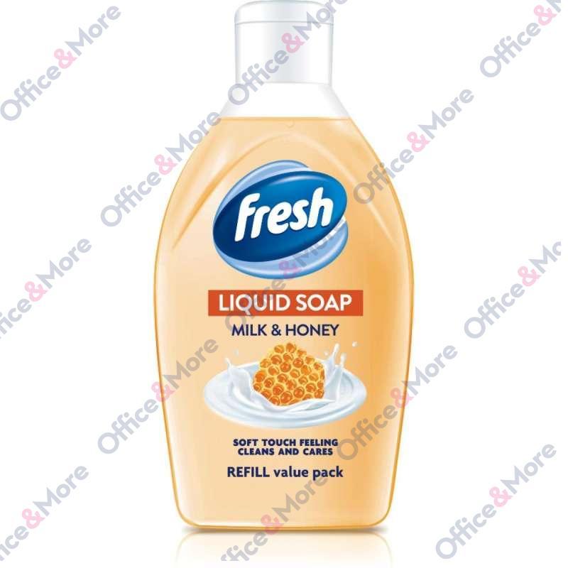 FRESH tečni sapun 1000 ml Med & mleko-209083