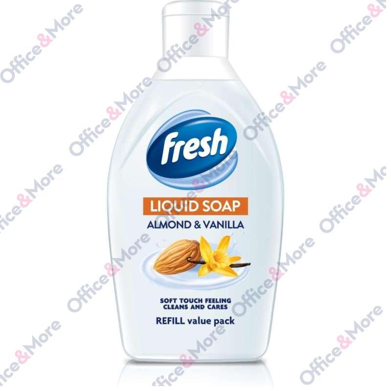 FRESH tečni sapun 1000 ml Badem & vanila-209081