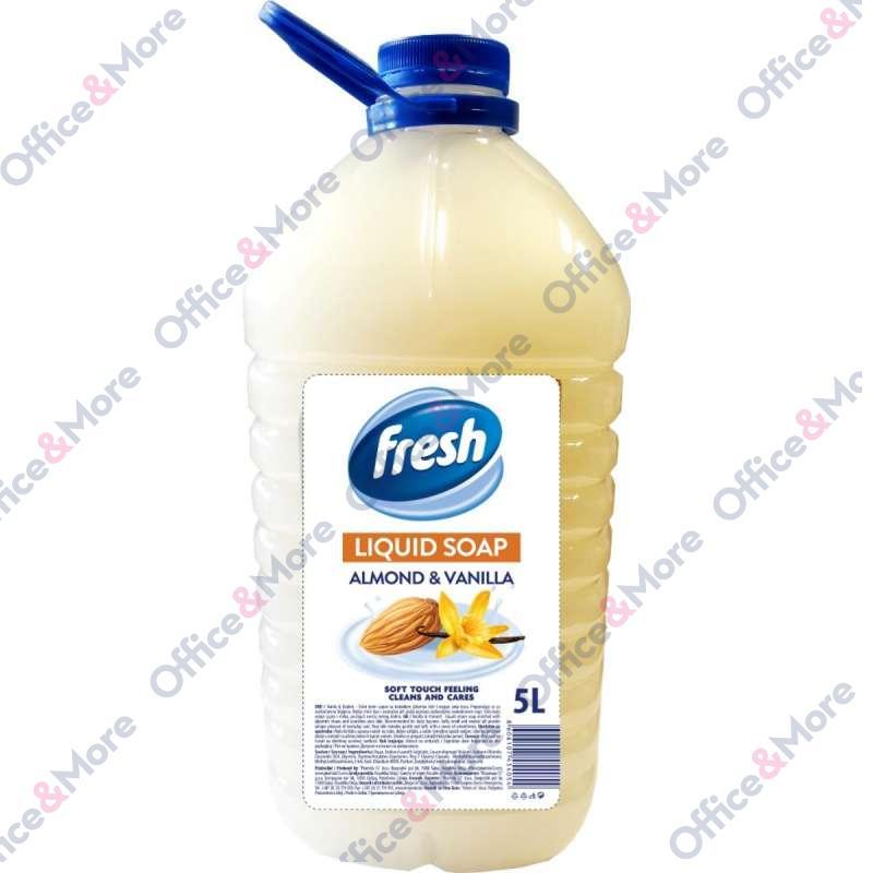 FRESH tečni sapun 5 lit. Badem & vanila-209118