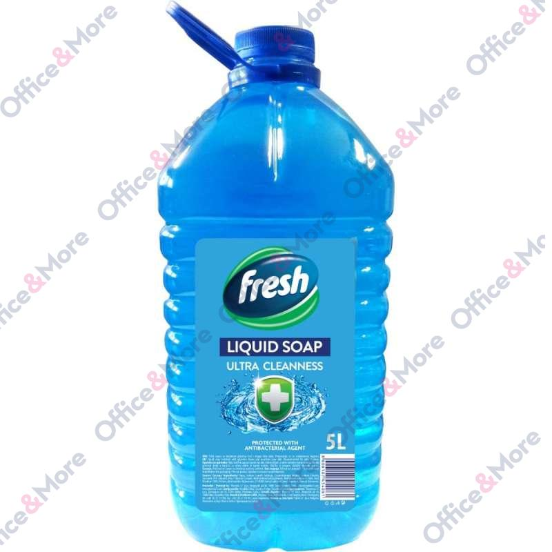 FRESH tečni sapun 5 lit. Antibakterijski-209242