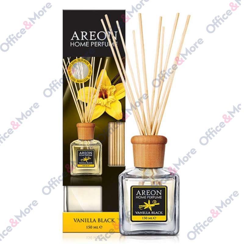 AREON HOME STICK LUX - Vanilla black 150ml