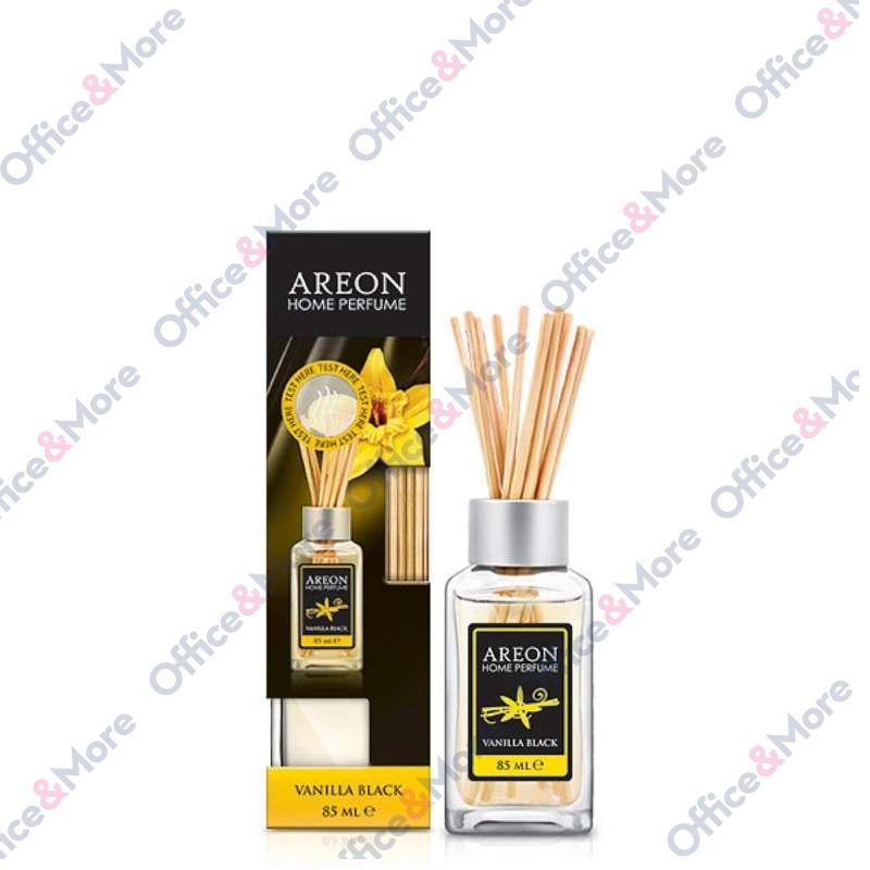 AREON HOME STICK LUX - Vanilla black 85ml