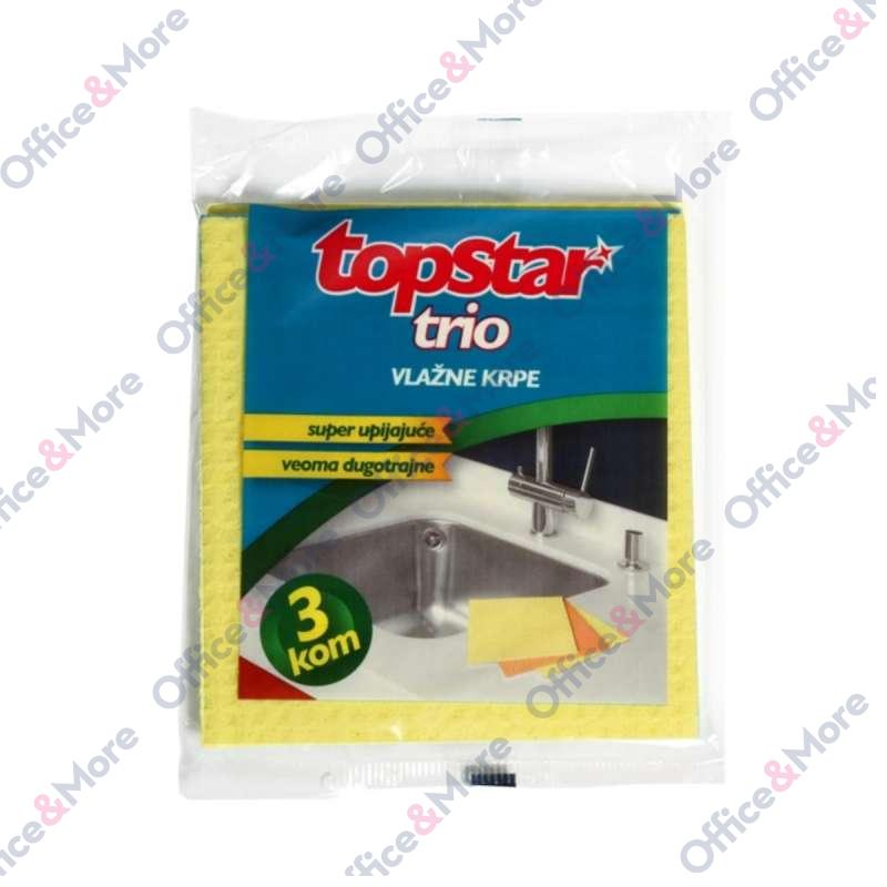 TOPSTAR Sunđer-krpa(Trulex)  3/1 TRIO - 997307
