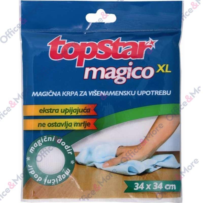 TOPSTAR Magična mikrofiber krpa 1/1 MAGICO 32x32