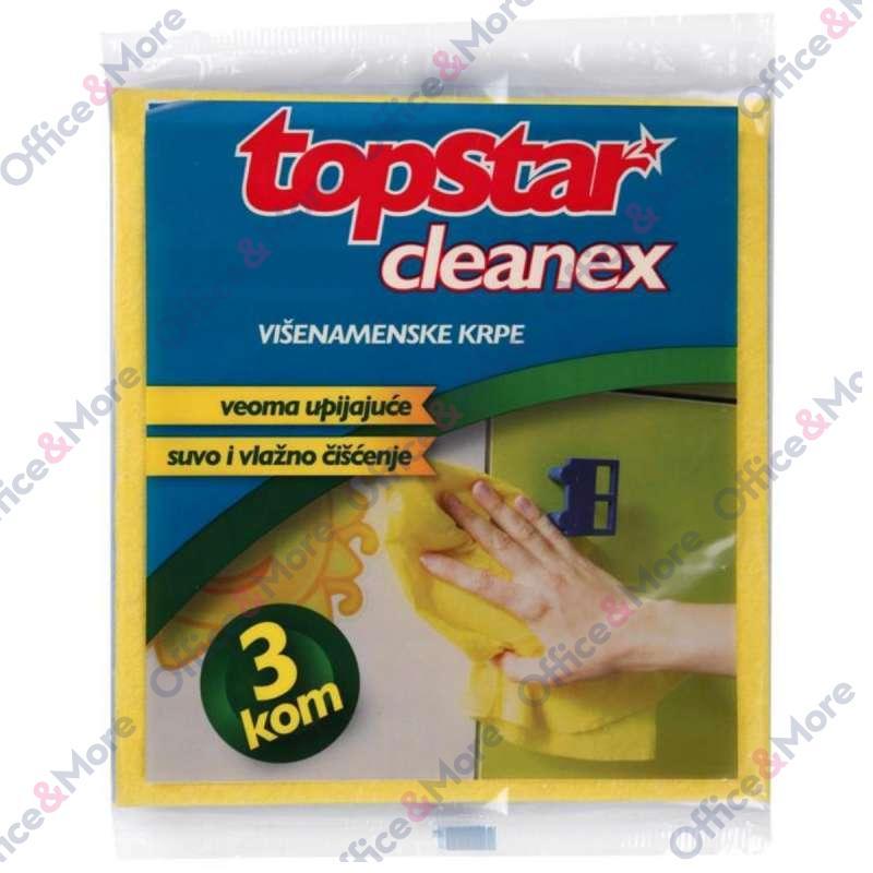 TOPSTAR Univerzalna krpa CLEANEX 3/1 - 997305