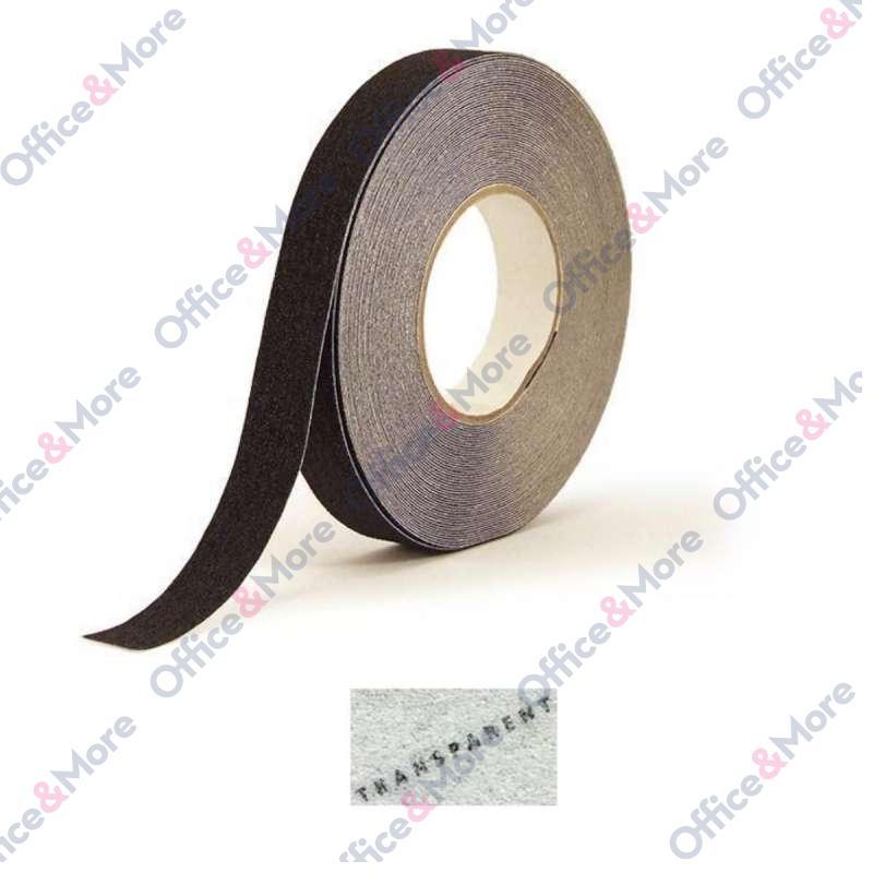 ANTIKLIZNA TRAKA 25mm/18,3m prozirna H3402 COARSE