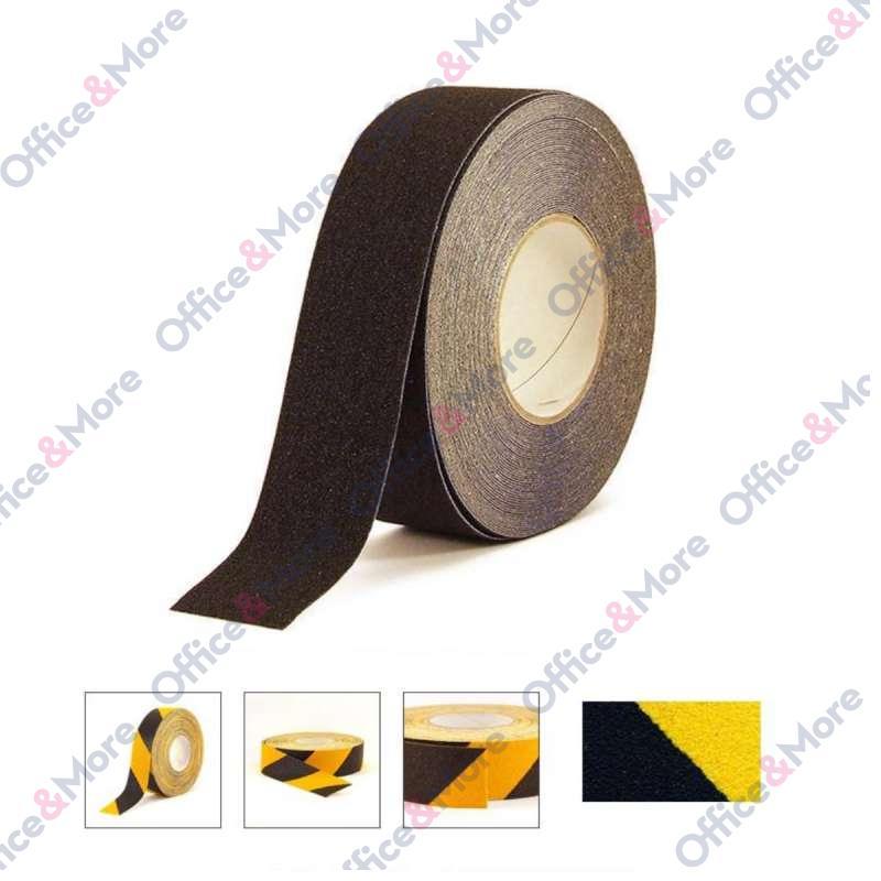 ANTIKLIZNA TRAKA 50mm/18,3m žuto/crna H3402Z COARS
