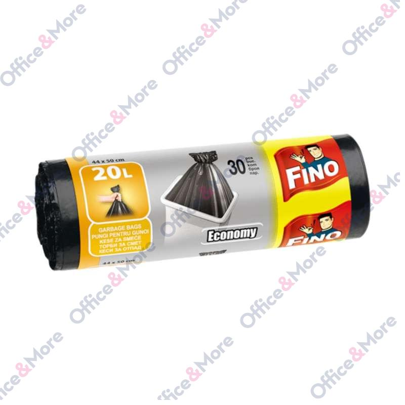 FINO Kese za smeće 20 lit.HD 30/1 kod-22278