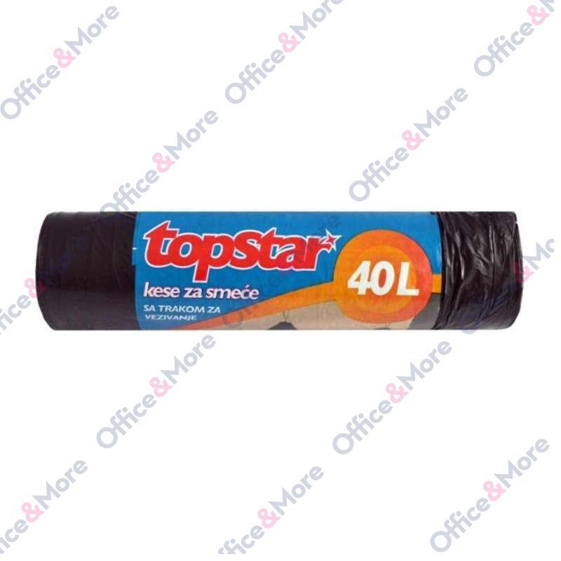 TOPSTAR Kese za smeće 40 lit.HD 12/1 -kod 1030545