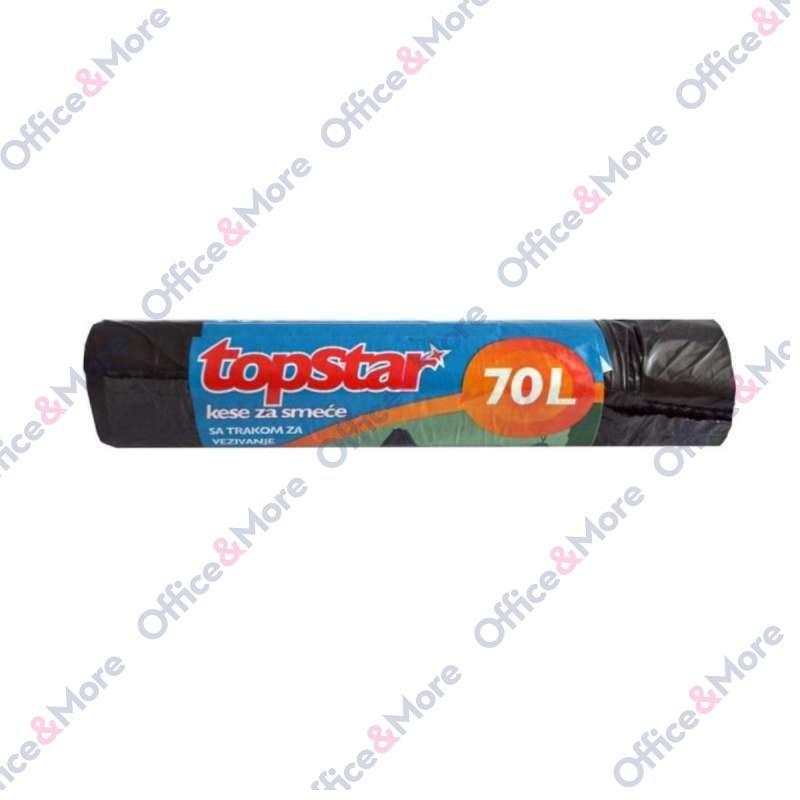 TOPSTAR Kese za smeće 70 lit.HD 8/1 -kod 1030546