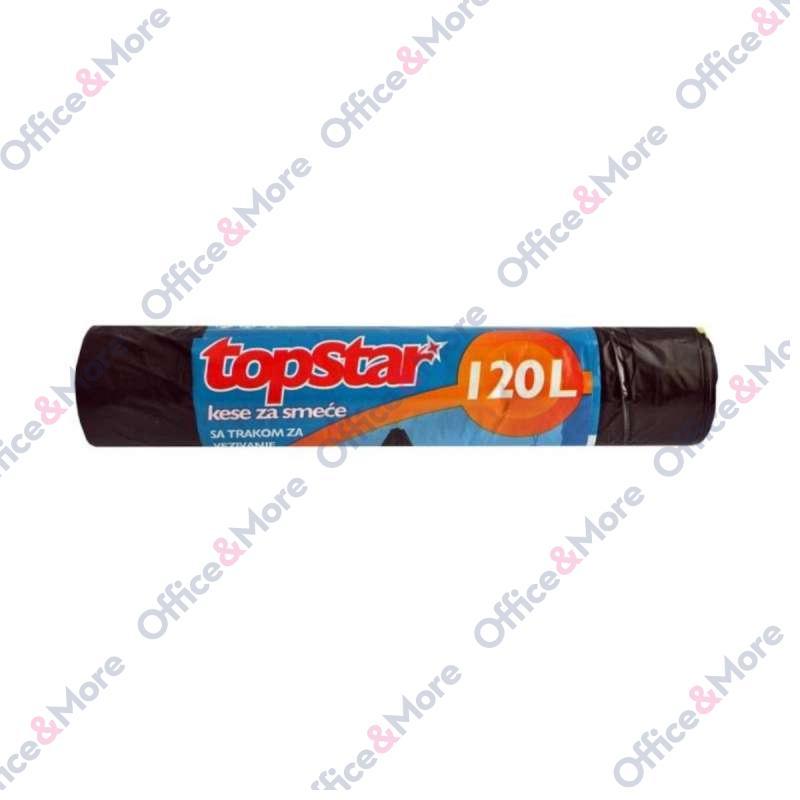 TOPSTAR Kese za smeće 120 lit.HD 8/1 -kod1012768