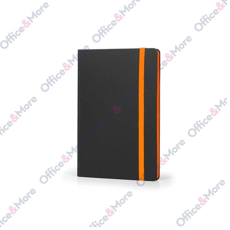 NOTES 34.195.60 ORANGE A5 CODE BLACK