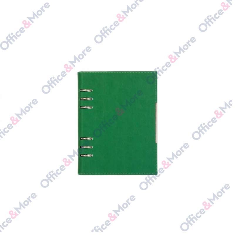 AGENDA ODESA A5 KELLY GREEN 128.307.43