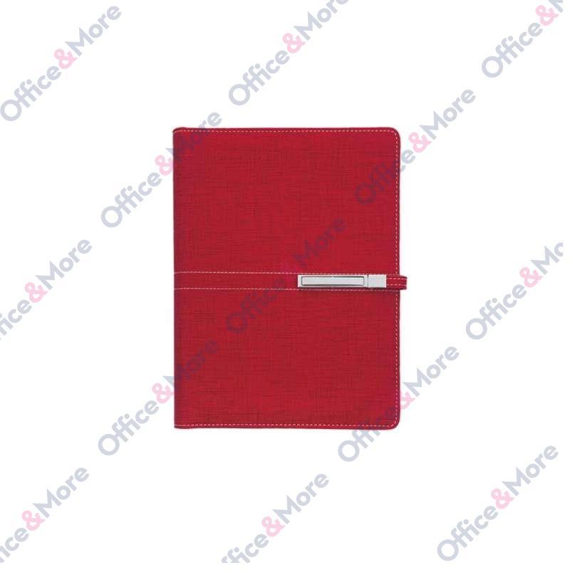 AGENDA TREND A5 RED 136.506.20