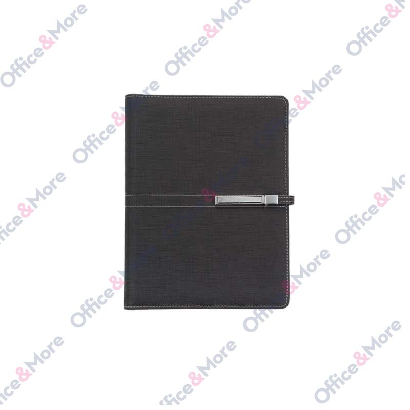 AGENDA TREND A5 BLACK 136.506.80